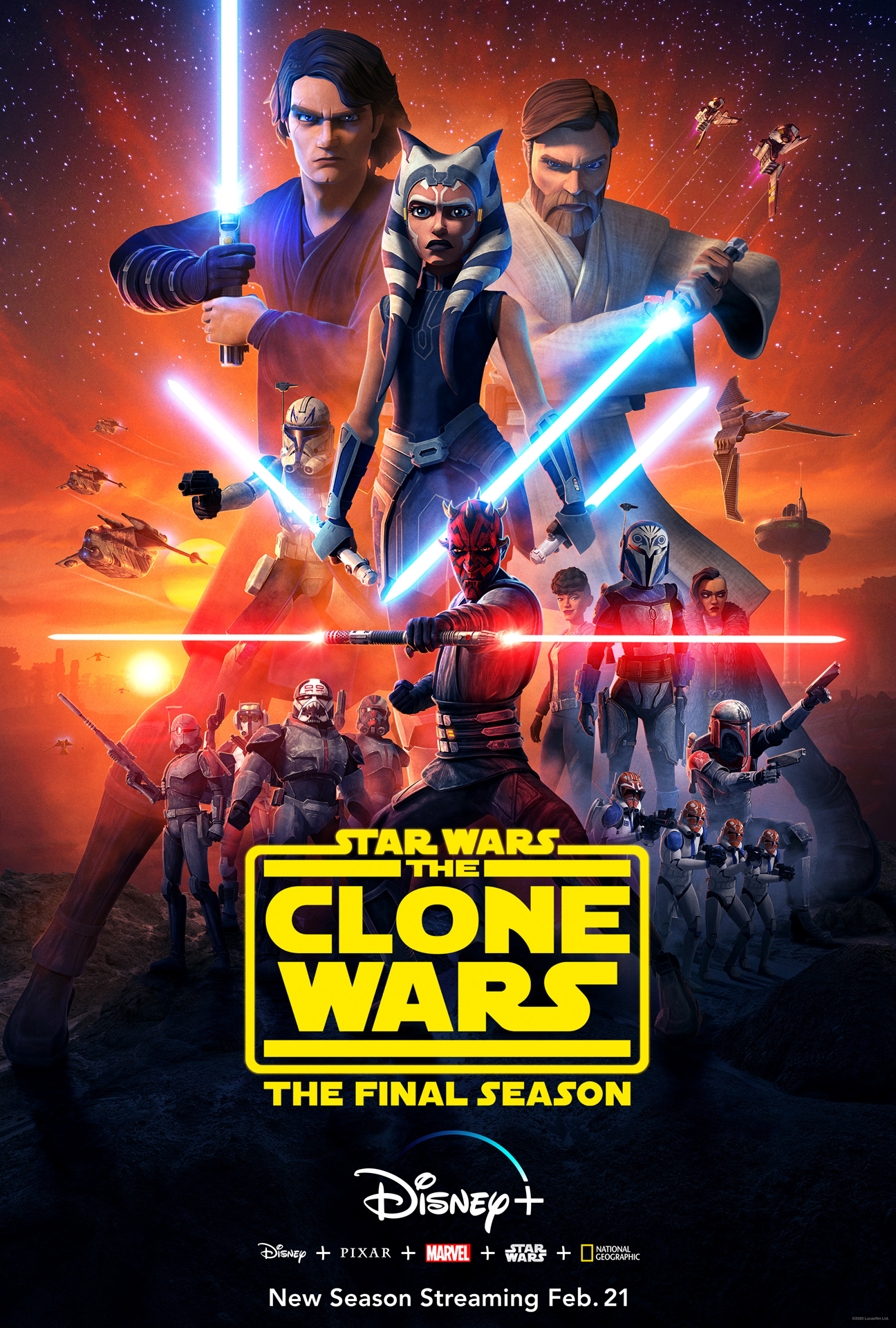 The Clone Wars Season Seven Wookieepedia Fandom