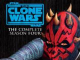 Star Wars: The Clone Wars The Complete Season Four