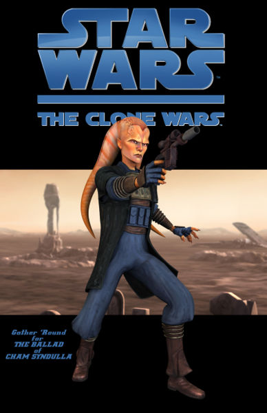 Clone Wars Webcomic: The Ballad of Cham Syndulla