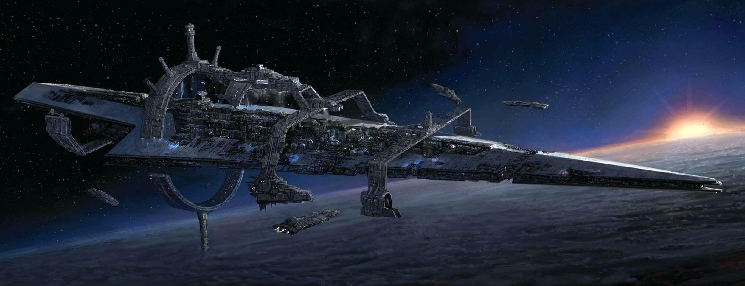 Executor Class Star Dreadnought Wookieepedia Fandom