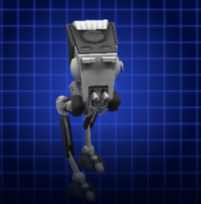 Enhanced AT-ST Walker