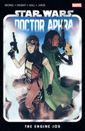 Star Wars Doctor Aphra Vol 2 The Engine Job final cover
