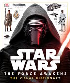 The Force Awakens Visual Dictionary cover