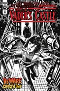 Ghosts of Vaders Castle 4 cover C