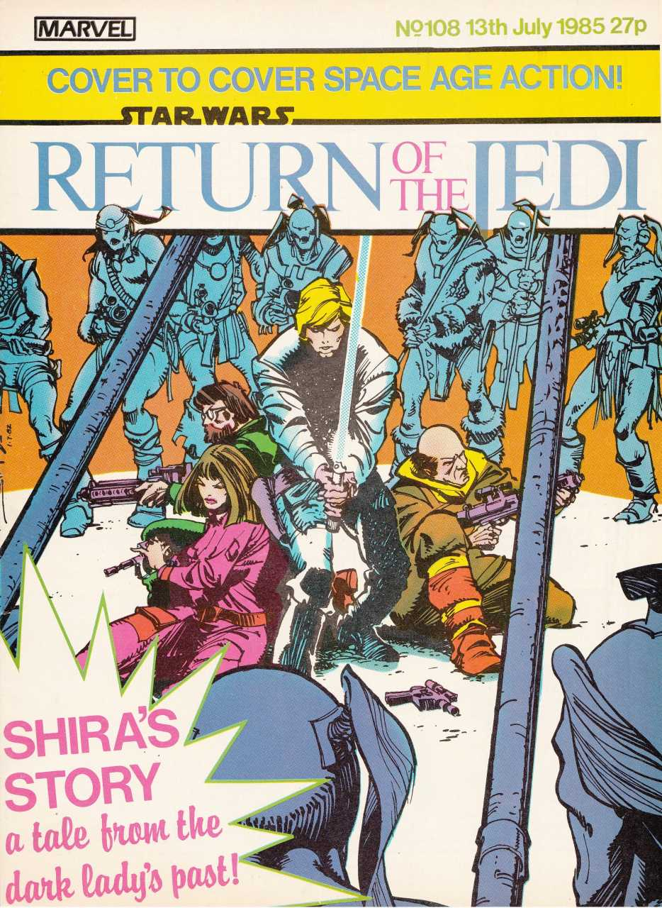 Return of the Jedi Weekly 108