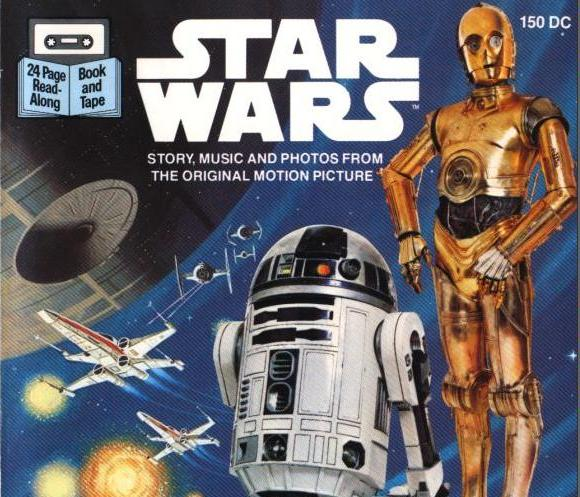 Star Wars (book-and-record)