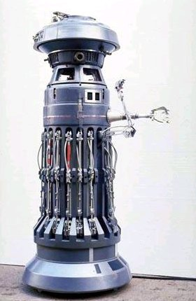 FX-7 Medical Assistant Droid