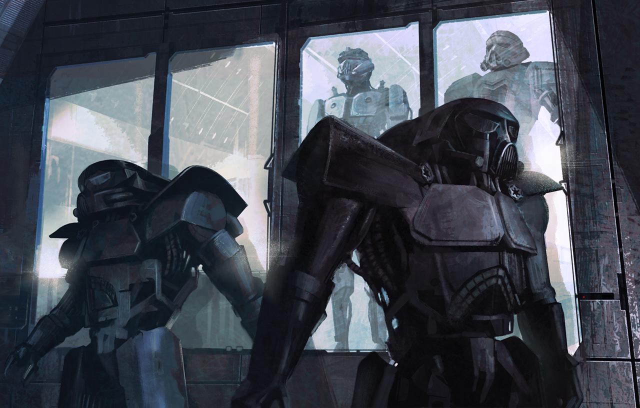 Dark Trooper Project