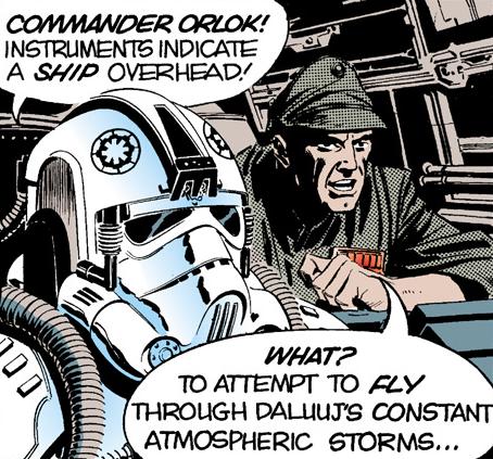 Unidentified Imperial Army pilot (Orlok)