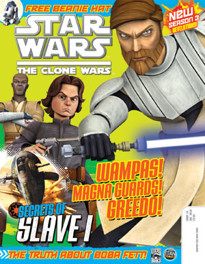 Star Wars: The Clone Wars Comic UK 6.14