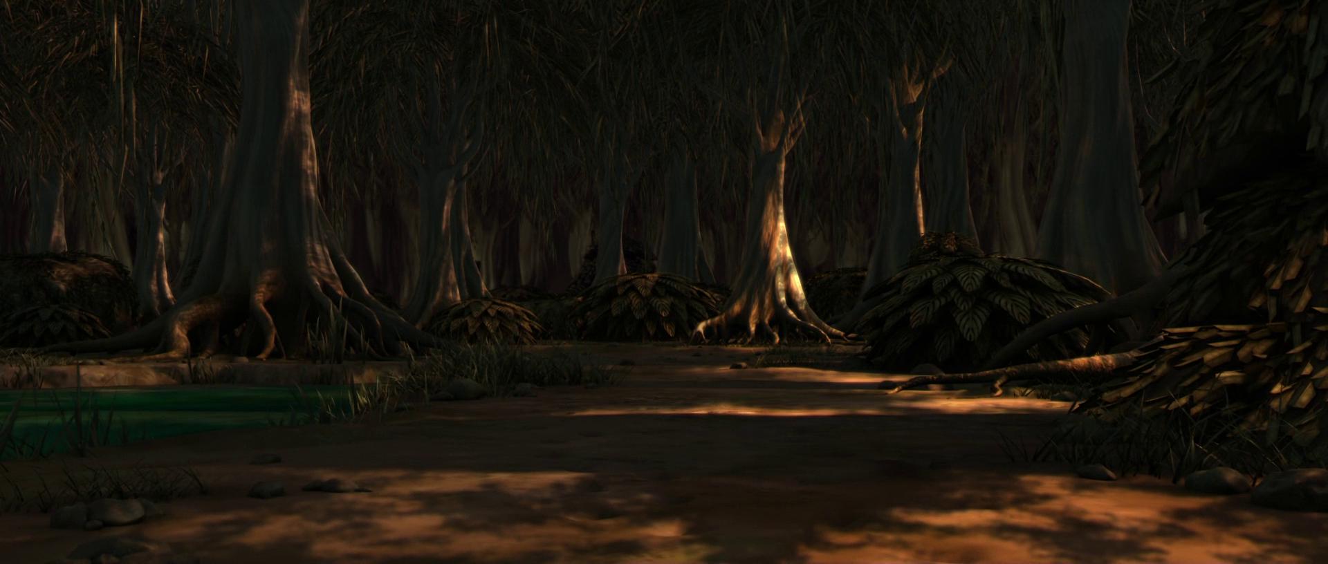 Eastern swamps/Legends