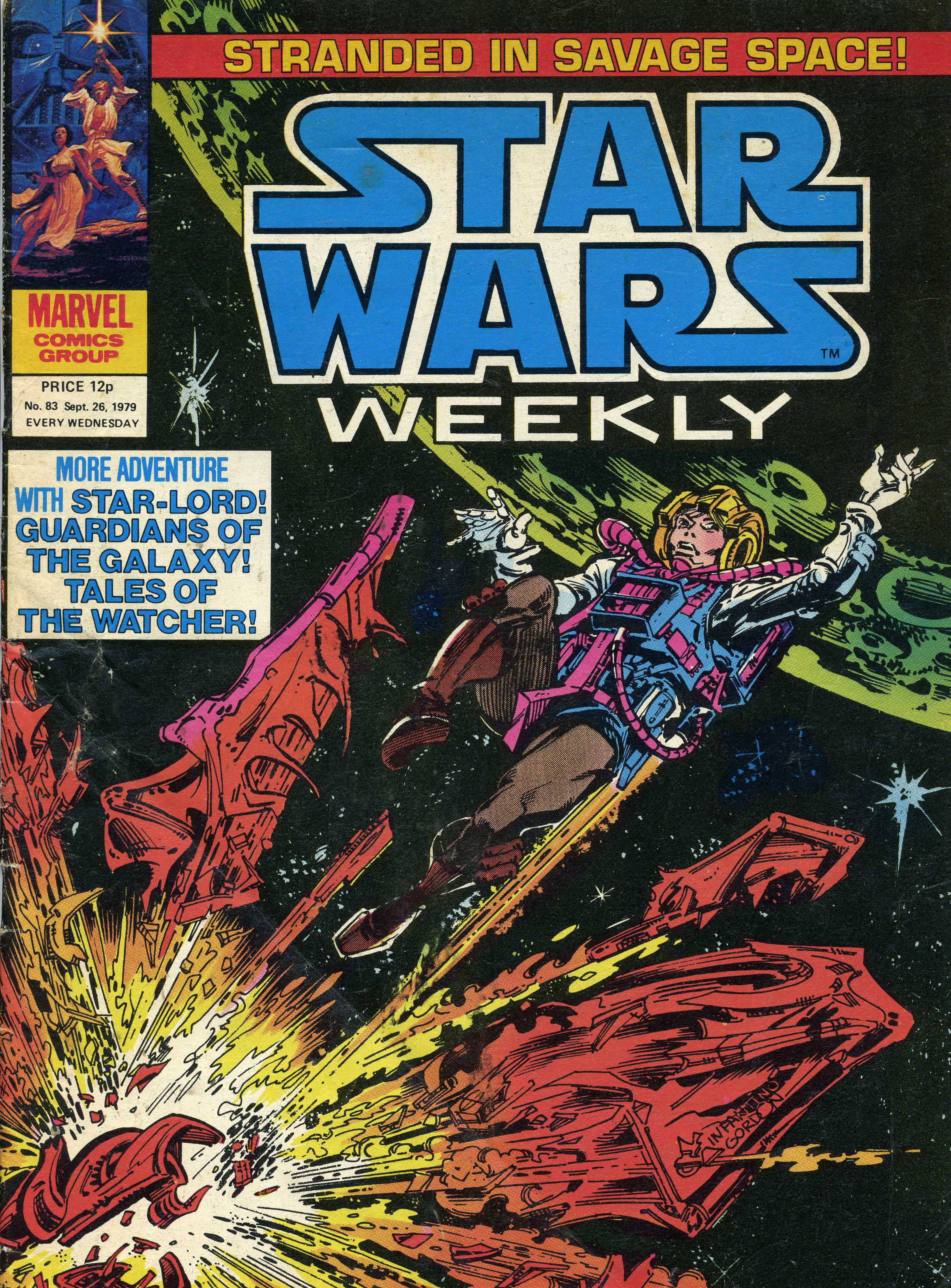 Star Wars Weekly 83