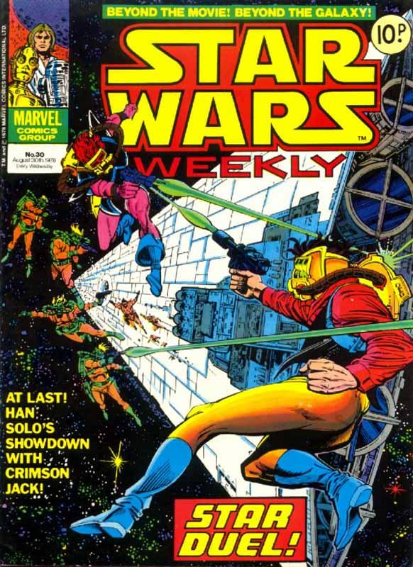 Star Wars Weekly 30