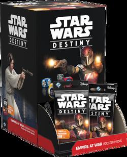 Star Wars Destiny Empire at War  EAW Rare x2 #52 Weapons cache