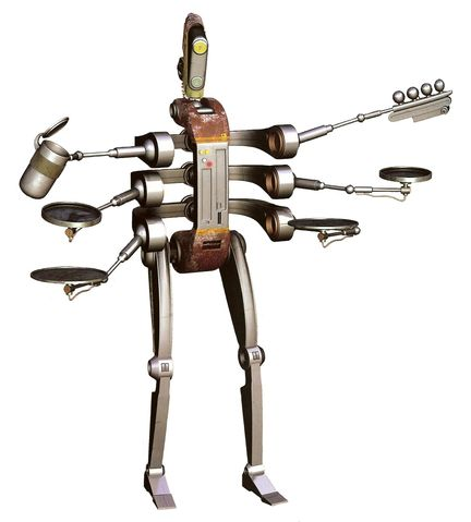 COO Cook Droid