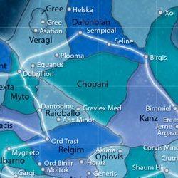 Chopani sector/Legends