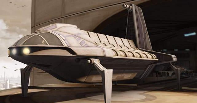 Escort Shuttle 81572