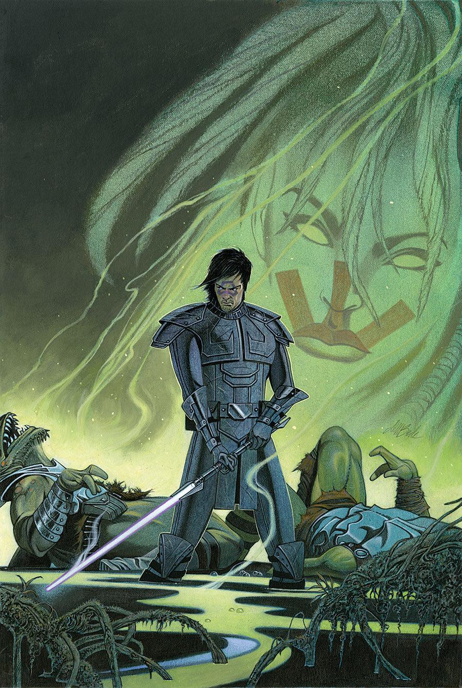 スター・ウォーズ:ジェダイの夜明け:フォース戦争