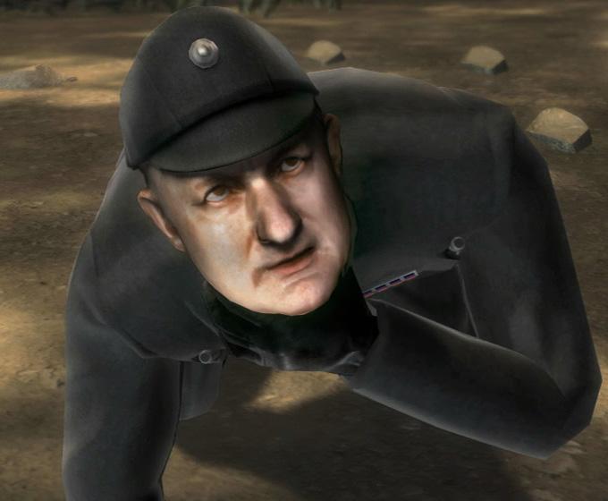 Unidentified Imperial commander (Kashyyyk)