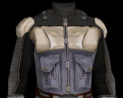 Jamoh Hogra's battle armor