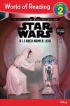 A Leader named Leia slightly diferent