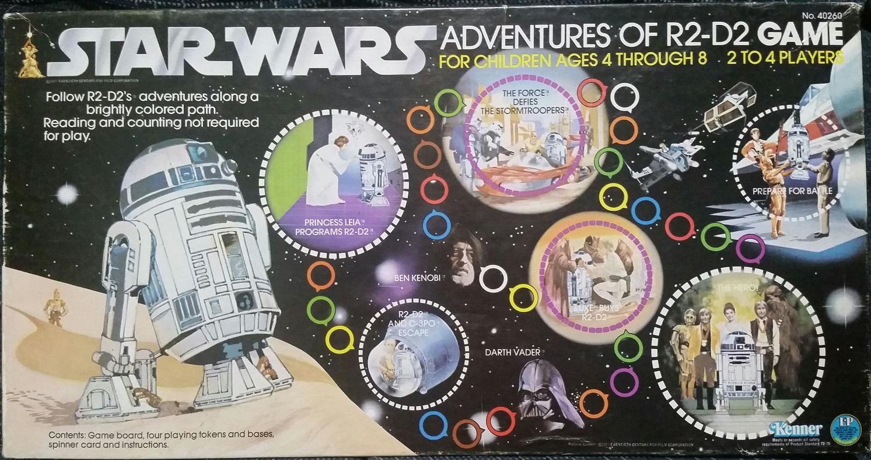 Adventures of R2-D2