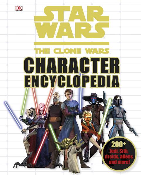 Clone Wars: Character Encyclopedia
