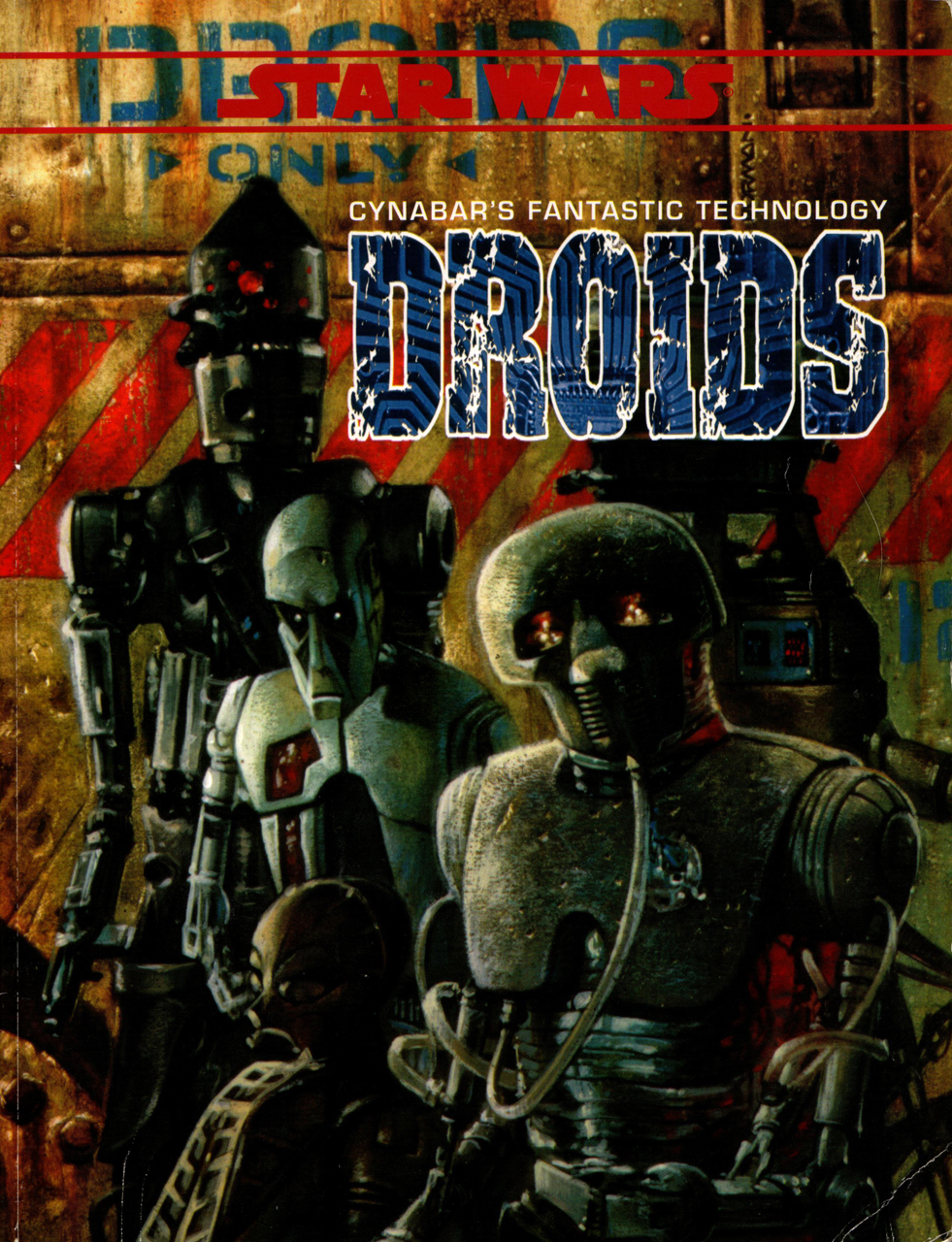 Cynabar's Fantastic Technology: Droids