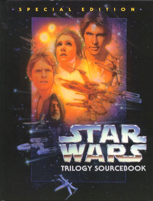 Special Edition Star Wars Trilogy Sourcebook