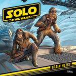 Solo Train Heist book