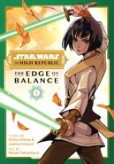 The High Republic The Edge of Balance Vol 1 final cover