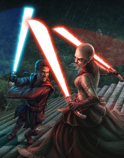 Duel on Yavin 4