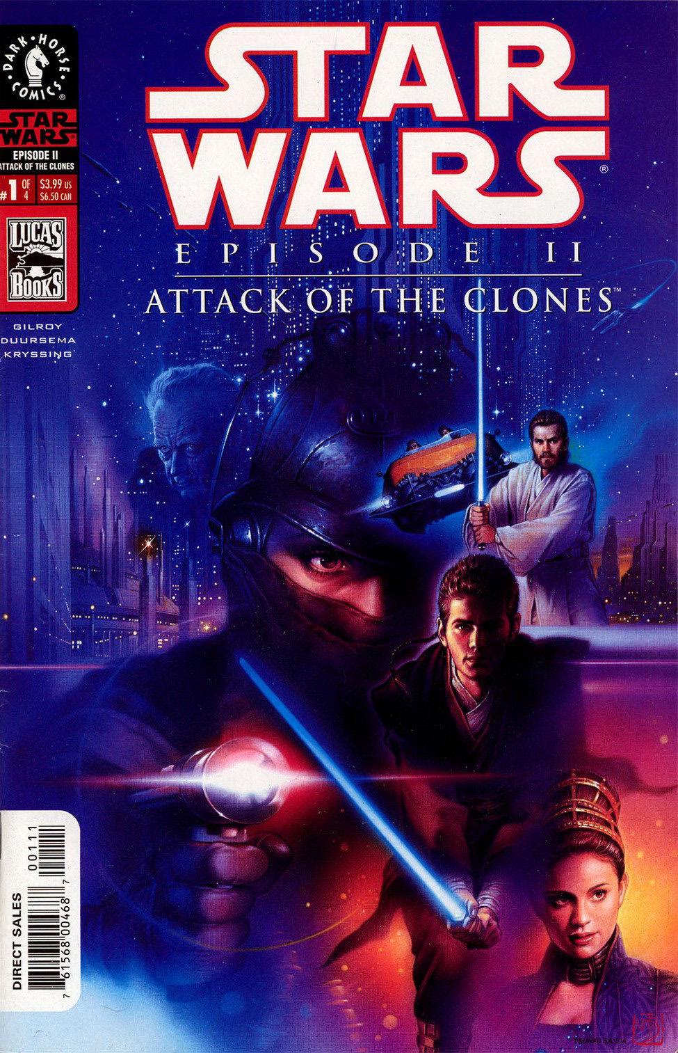 Star Wars: Episode II — Attack of the Clones 1