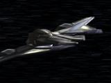 名称不明のコムルク級ファイター/トランスポート