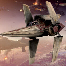 V-szárnyú vadászgép