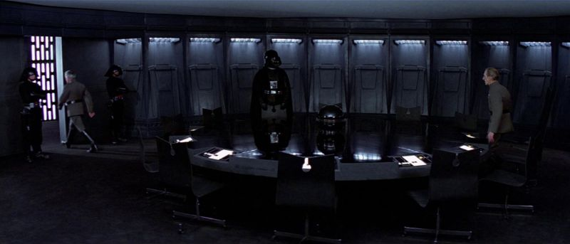 Death Star Conference Room