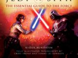 Jedi vs. Sith: The Essential Guide to the Force (real-life book)