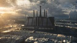 De Jedi Temple.