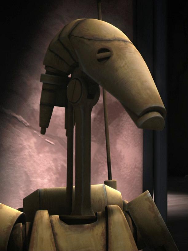 Unidentified B1 battle droid (Ryloth)