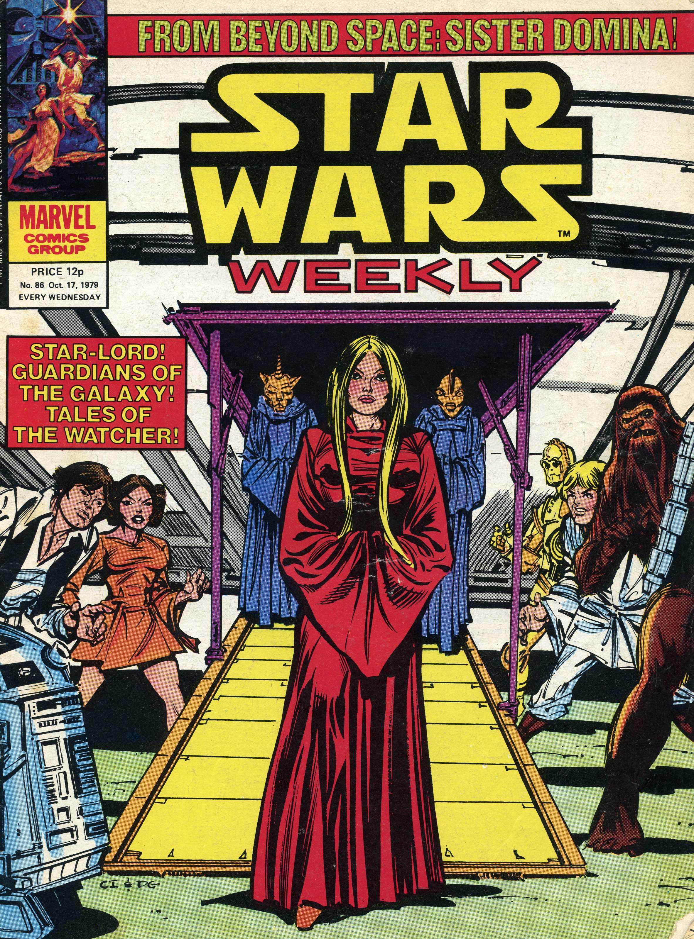 Star Wars Weekly 86