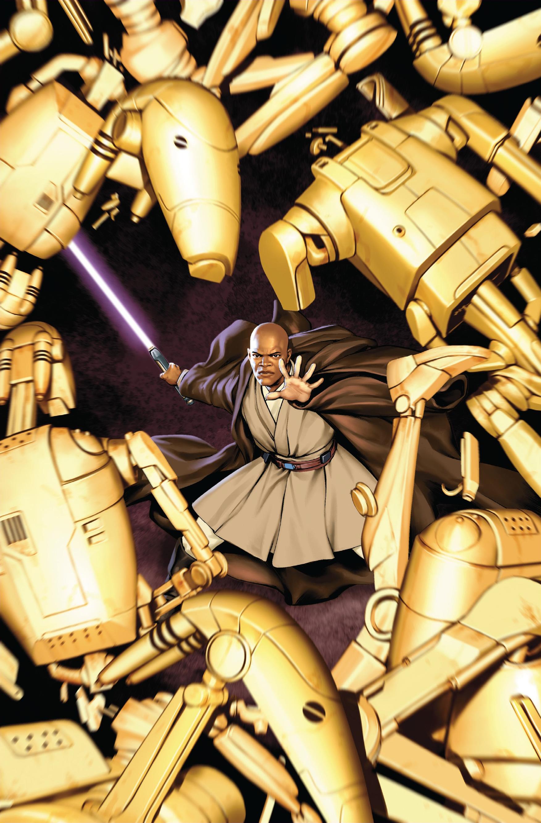 スター・ウォーズ:共和国のジェダイ—メイス・ウィンドゥ