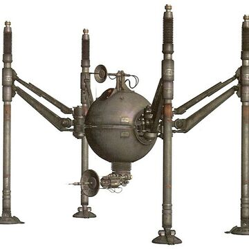 37 Homing Spider Droid New Star Wars Starships /& Vehicles Collection Model