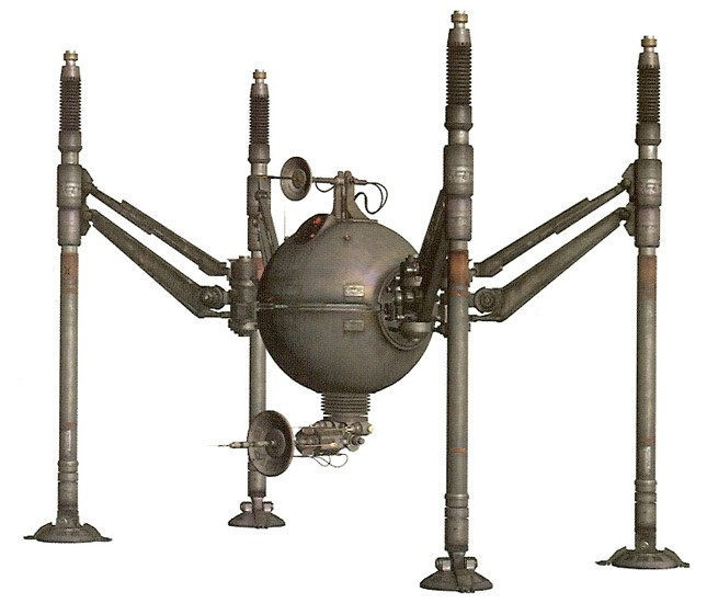 OG-9 homing spider droid/Legends