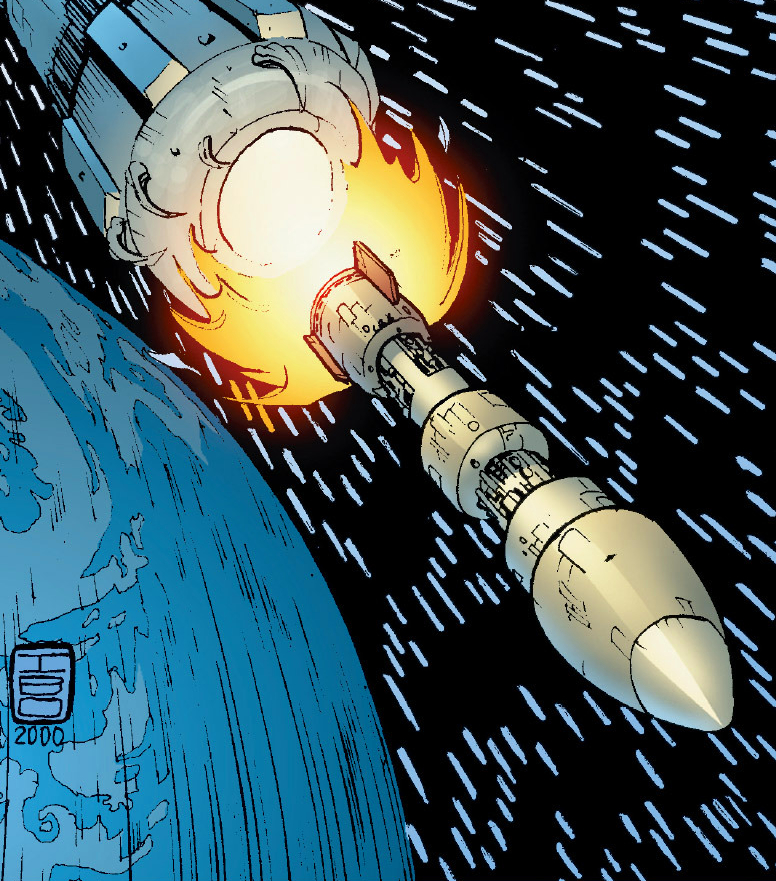 Particle disintegrator warhead