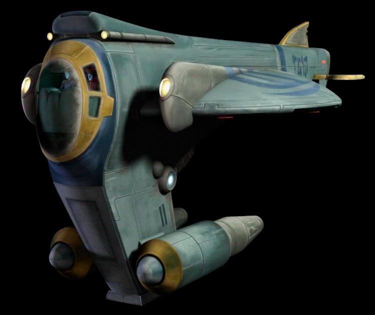 Rainhawk-class transport/Legends
