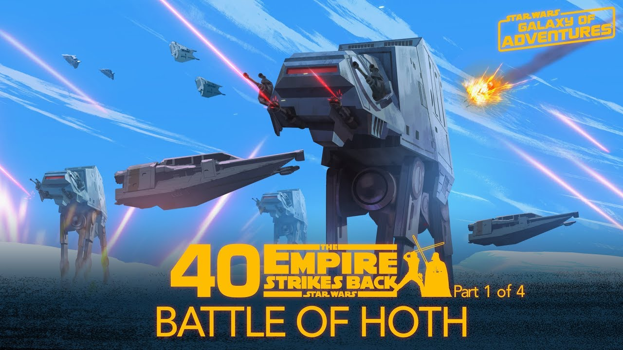 Battle of Hoth (Galaxy of Adventures)