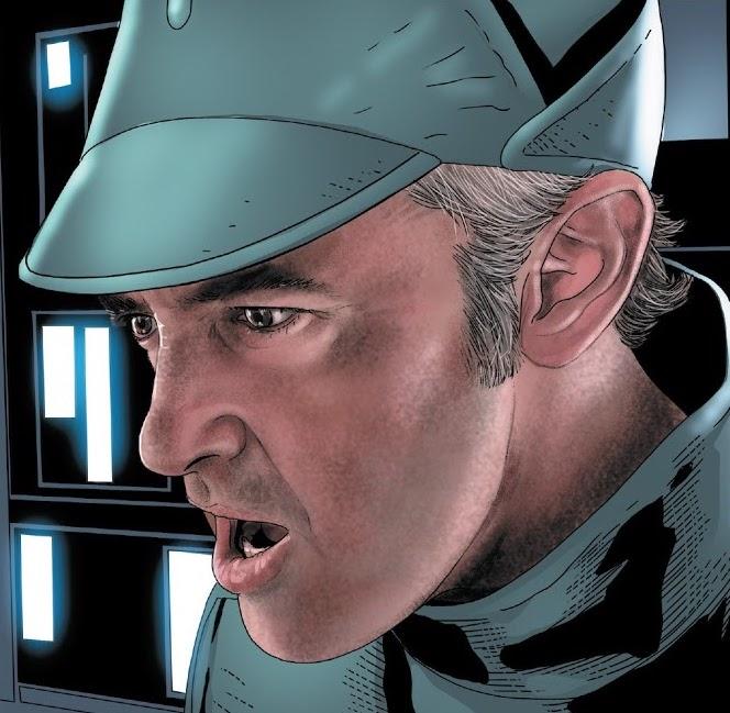 Unidentified Imperial captain (rescue of C-3PO)