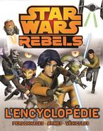 Star Wars Rebels Visual Guide French front cover