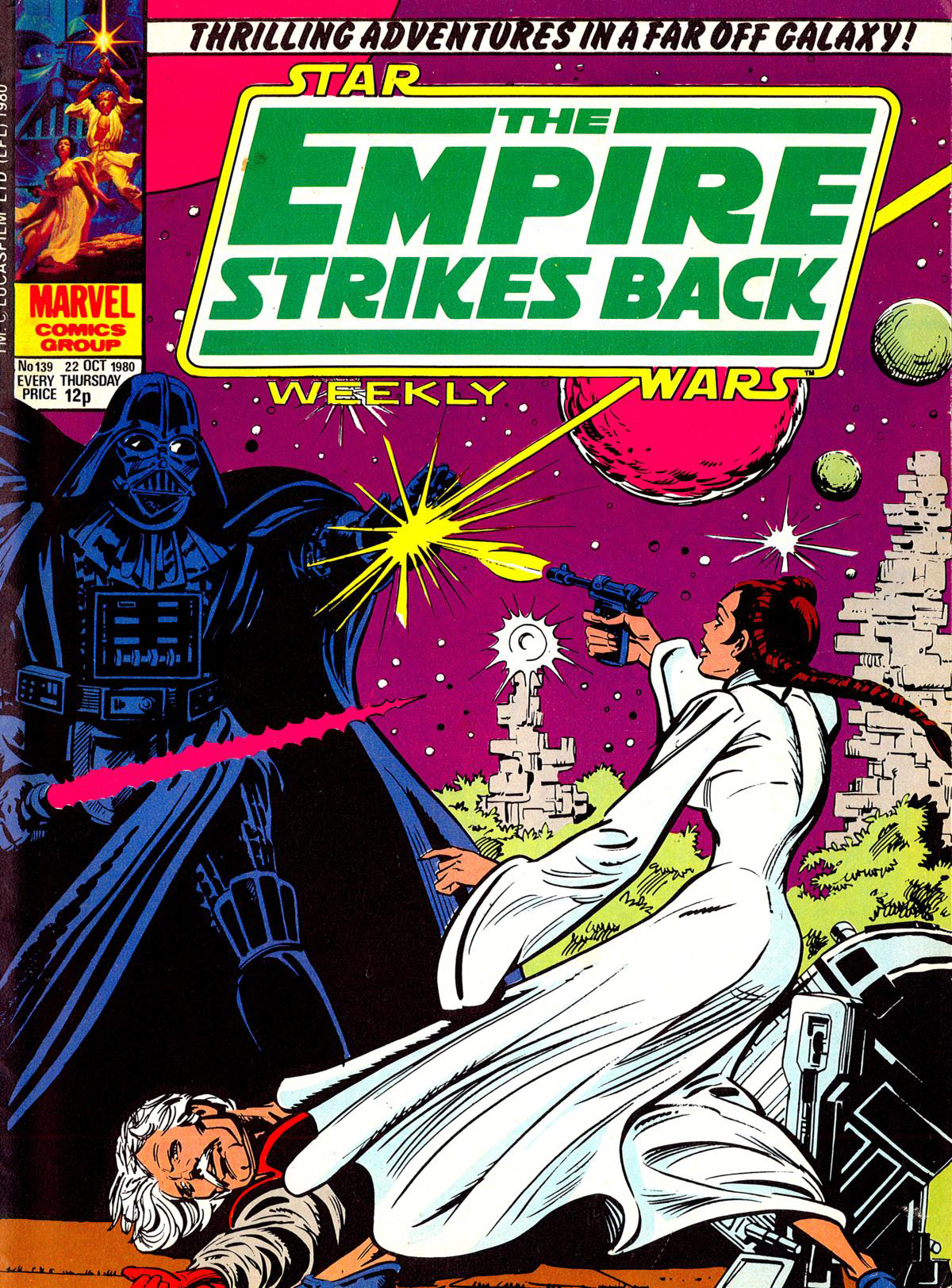 The Empire Strikes Back Weekly 139