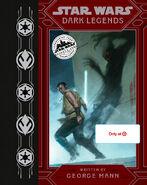 Dark Legends Target exclusive cover